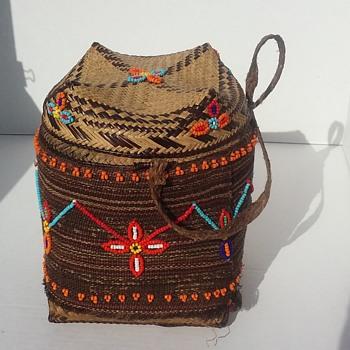 Help Me Identify This Basket Origin