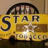 Star Tobacco Sign