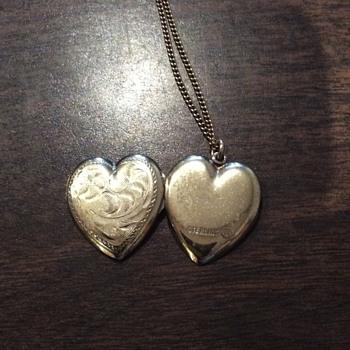 mystery locket - Silver