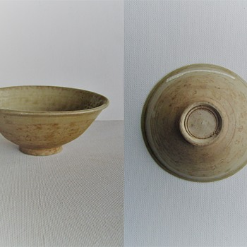 Chinese bowl from Yüan dynasty ... - Asian