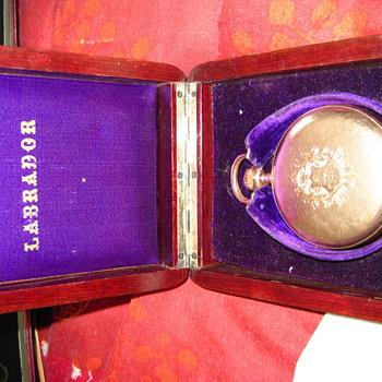 Older Omega Pocket Watch - Pocket Watches