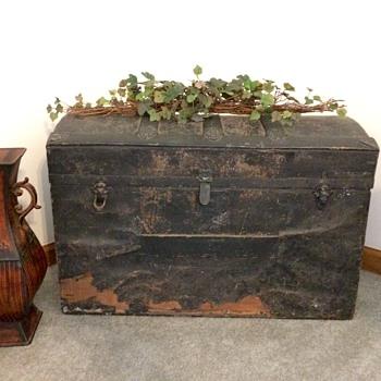 Steamer Trunk- Help - Furniture