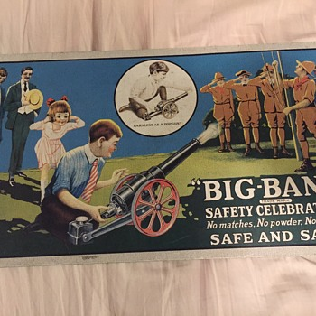 Big Bang Safety Celebrators - Signs