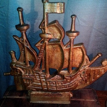 Ship Doorstop, looking for info on this item?