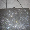 Vintage La Patti Exclusive Silver Bag/Clutch