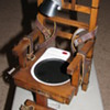 Old Sparky Electric Chair Beverage Warmer