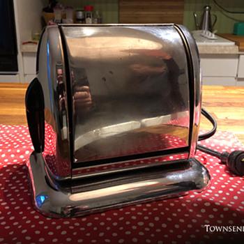 The T. EATON Co. Limited, Winnipeg Art Delco Berkley Toaster circa. 1959 - Kitchen