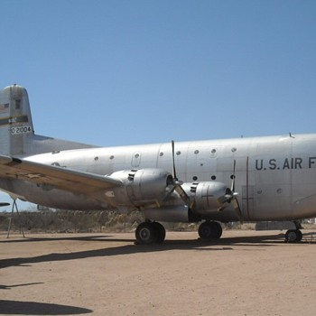 Nifty Fifties Planes From the Pima Air Museum - Military and Wartime