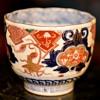 Beautiful Meiji Imari Cup