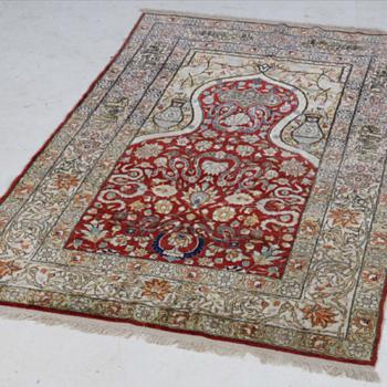 Turkish Hereke ? - Rugs and Textiles