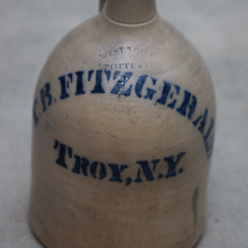 ****Old New York Whiskey Jug**** - Bottles