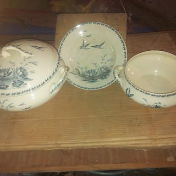 porcelaine d autrefoie - China and Dinnerware