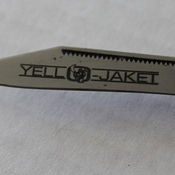 Camillus Yello-Jaket Folding Pocket Knife