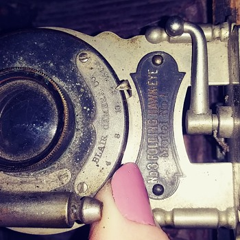 Blair camera co. - Cameras