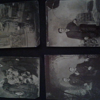 Tintype Photos  - Photographs