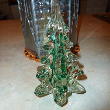 Crystal Christmas Tree - Christmas