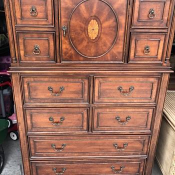 Beautiful dresser Maker??? - Furniture