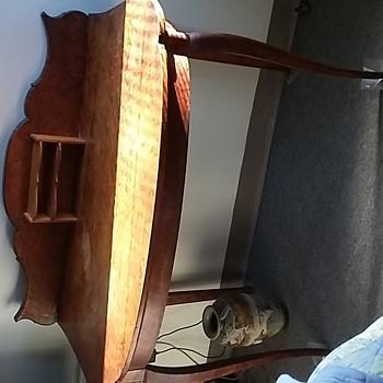 Antique Writing Desk - Furniture