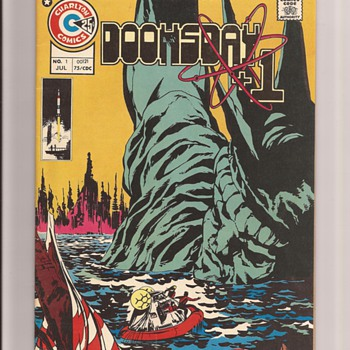 Doomsday +1, Abombs, robots aliens and fish people