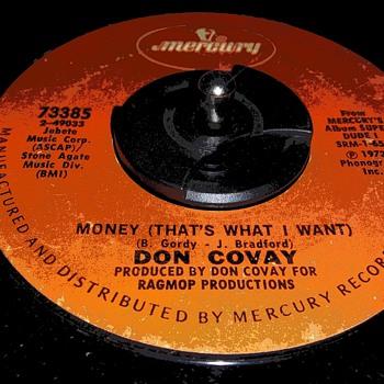 45 RPM SINGLE....#158 - Records