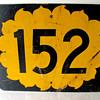 State Highway 152 Sign (Kansas)
