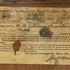 1911 National Cash Register needs metal restoration