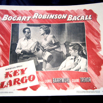 Key Largo . . . Claire Trevor's Screen-Worn SKIRT