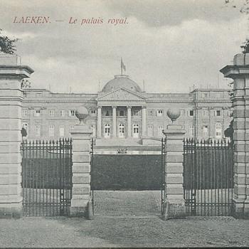 LAEKEN - LE PALAIS ROYAL - Postcards