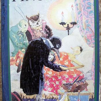 1932 PINOCCHIO BOOK - Books
