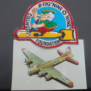 """B-17G Flying Fortress  """"909"""" - Toys"""