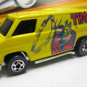 Mint Thor Van - Model Cars