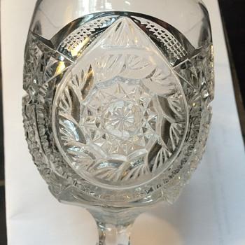 EAPG goblets - Glassware