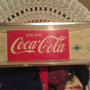 My old Coke sign - Coca-Cola