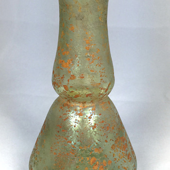 "Loetz ""Cephalonia"" Vase. 5"" tall. Circa 1904 - Art Glass"