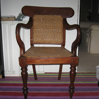 Mystery Chair - Furniture