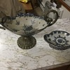 Fruit bowl and candy dish
