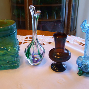 Art Glass Smalls for your Perusals and Knowledge Quest.  Enjoy! - Art Glass