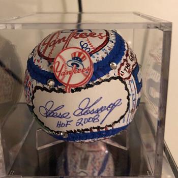 Goose Gossage Fazzino Baseball - Baseball