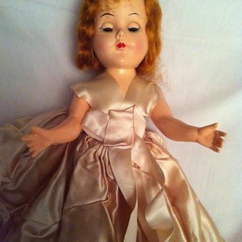 I swear this baby looks like my Nana - Dolls