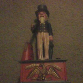 UNCLE SAM BANK - Toys