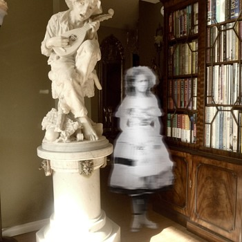Ghostly Visitors In My Home - Photographs