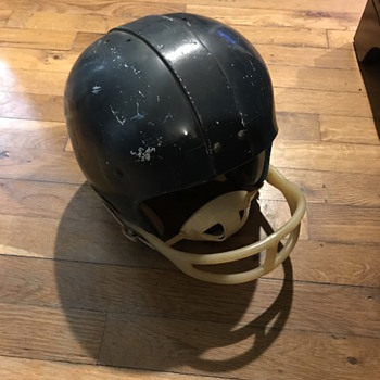 Vintage Rare Football Helmet Rare - Football