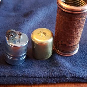 Rare table lighter.   - Tobacciana