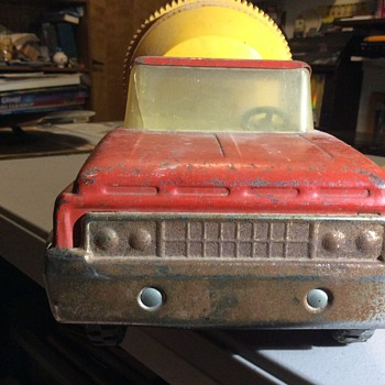 1960s STEEL ,Made in the USA ,from U.S.  steel ,played with in the USA, - Model Cars