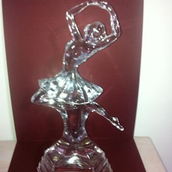 Deco glass figurine ? - Art Glass