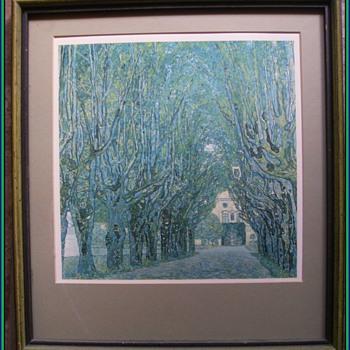 Gustav Klimt --- Print - Fine Art