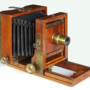 Anthony Victor, 1889 – c.1897 - Cameras