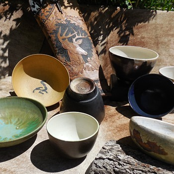 A Ceramics Collection Of Vina Jane Cames (1908-1971) - Pottery