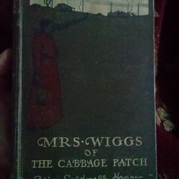 Mrs. Wiggs of the cabbage patch - Books