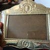 Puffy Tin Antique Frame?